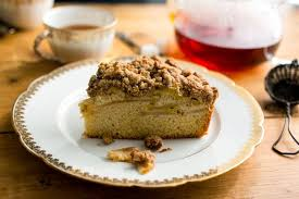 Pear Crumb Cake Recipe NYT Cooking