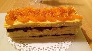 LIZBETH S MANDARIN ORANGE OPERA CAKE