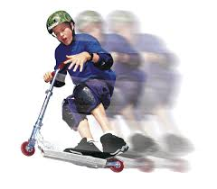 The Original Kick Scooter Razor A Is Handy Little Ride For Kids And