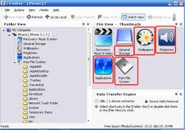 Mac or PC to iPhone file transfer and storage