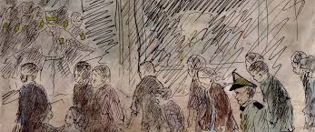 When Write Is Wrong October by Arriving At Auschwitz October 4 1944 From The Diary Of Helga Weiss