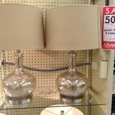 Fillable Glass Lamp Ideas by Lamp Exciting Hobby Lobby Lamps For Home Fillable Lamps Hobby