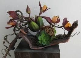 Custom Ikebana By Catherine Catanese Sculptor Of Flowers Rustic Modern IkebanaFloral