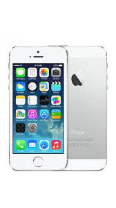 Buy Apple iPhone 5S 16 GB Silver line at Low Prices in India