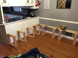 Diy Wooden Table Top by Kitchen Design Fabulous Farm Kitchen Table Diy Farmhouse Table
