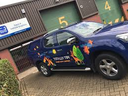 Car Wrapping Sheffield | Car Wraps | Sheffield, CJ SIGNS