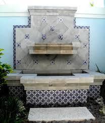 colonial 4 porcelain talavera tile accents