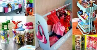 ranger chambre enfant 22 brillantes idées de rangement pour organiser une chambre d
