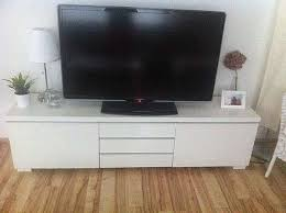 ikea tv board weiß hochglanz
