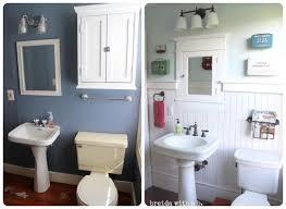 Historic Farmhouse Bathroom Renovation Ideas Diy Home Decor BEFORE AFTER