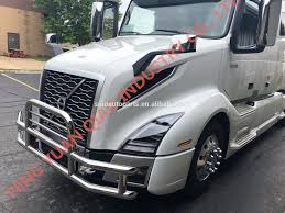 100 Truck Grill Guard 304 Stainless Steel Front Bumper For 2018 New Volvo Vnl Vnr Deer For 2018 New Freightliner Caascadia Buy New