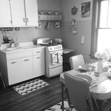 Having A Tea Room Restaurant And Being 50s Housewife Of Course Check Out How I Recently Transformed My Apartment Kitchen Into Diner
