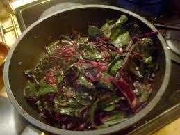 comment cuisiner les feuilles de betterave feuilles et tiges de betteraves à la marocaine amap panier blomet