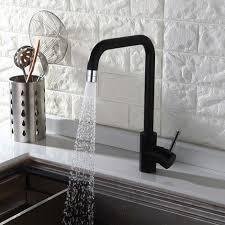 wasserhahn küche schwarz 360 drehbar küchenarmatur aus edelstahl geeignet für spülbecken mischbatterie armatur küche