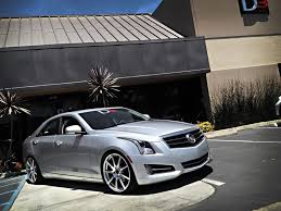 Please post your aftermarket or refinished wheels on your ATS