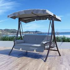 Darby Home Co Thor Porch Swing with Stand & Reviews