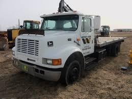 International 4700 From Indiana John Deere Dealer | Trucks ...