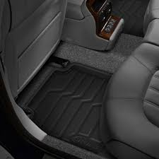 Lund Catch All Carpet Floor Mats Black by Lund 383065 B Catch It Vinyl 2nd Row Black Floor Liners