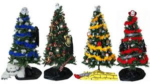 Darth Vader Christmas Tree Topper by 4 Geeky Christmas Trees Halloween Costumes Blog
