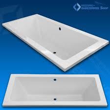 acryl badewanne grandola 180 cm weiß styroporträger ablauf nach wahl