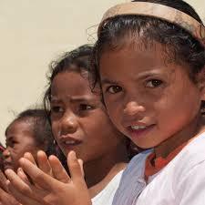 MAROANTSETRA MADAGASCAR OCTOBER 23 2016 Portrait Of Young Malagasy