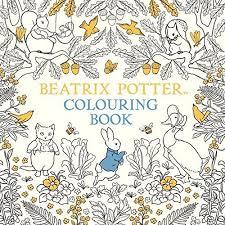 Beatrix Potter Colouring Book By Penguin Uk