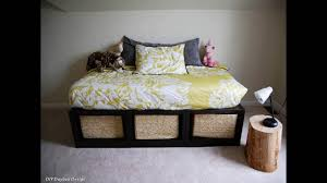DIY fortable Diy Daybed For Simple Bed Design Ideas