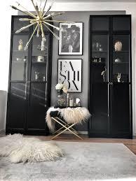 wohnzimmer schrank vitrine werbung wohnzimmer schwarz