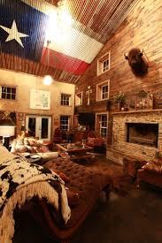 Texas Living Room Decor