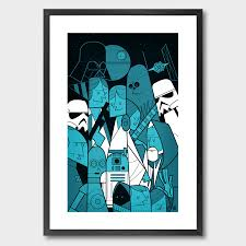 star wars canvas art star wars vintage poster i canvas prints