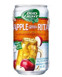 Bud Light Lime Apple Ahhh Rita