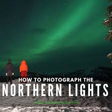 How to graph the Northern Lights in Alaska Who Needs Maps