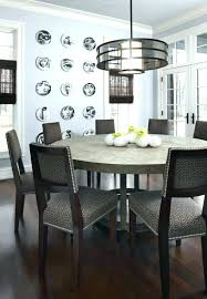 Dining Room Sets For 6 Round