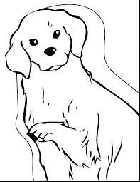 Dogs Coloring Pages Free Printable Idea Dog For And Cat House
