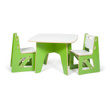 Kidkraft Heart Kids Table And Chair Set by New Version Of Sprout U0027s Kids Table And Chairs In Green Durable