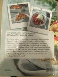 thermomix tm6 kochbuch schnelle küche
