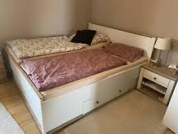echtholz doppelbett schlafzimmer möbel gebraucht kaufen