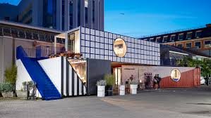 104 Building House Out Of Shipping Containers Containerwerk Showcases Solution For With