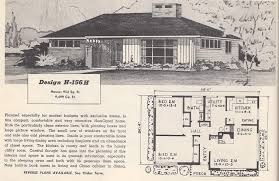 The Retro Home Plans by Vintage House Plans 156h Antique Alter Ego
