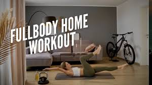 fullbody home workout focused abs