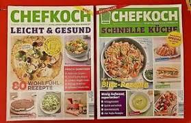 details zu chefkoch spezial 01 02 2020 leicht u gesund schnelle küche ungelesen