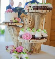 Tree Stumps Wedding Ideas For Rustic Country Weddings