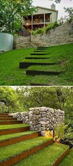 25+ Beautiful Landscape Stairs Ideas On Pinterest | Garden Stairs ... 25 Beautiful Leveling Yard Ideas On Pinterest How To Level 7 Best Landscape Design Images Ideas For Decorating Amazing Plan A Sloped Backyard That You Should Consider Triyaecom For Steep Various Design Steep Slope To Multi Level Living Landscaping Products Supplier Lounge Ding Area Multi Level Patio Photo Trending Backyard Sloping Retaing Wall Slope Down Flat Genyard Landscape Hilly Backyards Dawnwatsonme