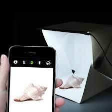 100 Studio Tent 24cm Easy Go Mini Portable Light EasyGo With LED Light Miyamondo
