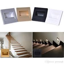 2018 2 5w 85 265v led recessed wall l cob stair light led deck