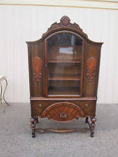 Antique China Cabinets 1900 1950
