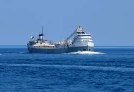 Edmund Fitzgerald Sinking Timeline by Ice Covered Tug Dining Room Wall Ideas Pinterest Lakes