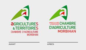 chambre d agriculture morbihan univers graphique et supports institutionnels orignal communication