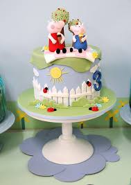peppa pig cake decorations 126 best peppa pig cake ideas images on peppa pig