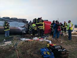 2 Firefighters Airlifted From Roll Over Wreck In Douglas County ...